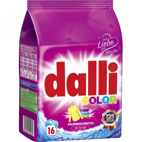 FMCG import | Worldwide trading company in DALLI 1,04kg Color Plus