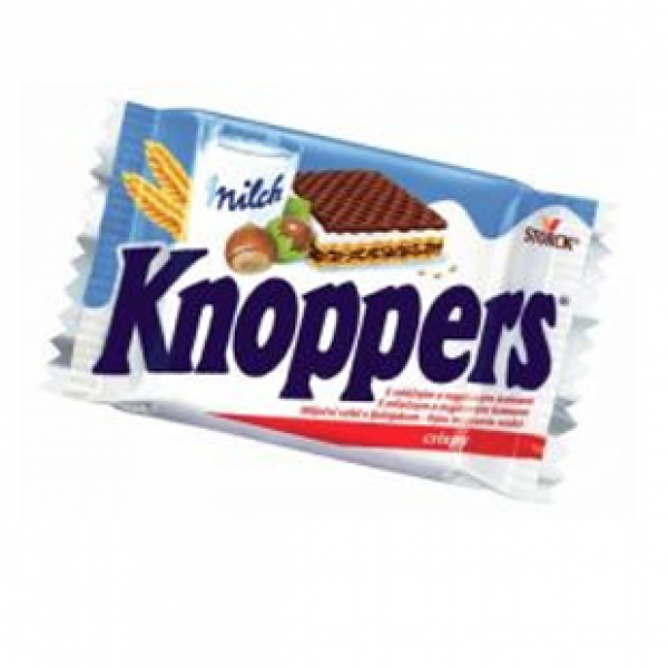 FMCG import | Worldwide trading company in Knoppers Wafers