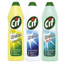 Cif Cleaning Milk 250ml/500ml