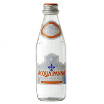 FMCG Import - Acqua Panna toscana 250ml Glass 802270018220