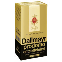FMCG import | Worldwide trading company in Dallmayr Prodomo Entkoffeiniert 500 gram Ground.