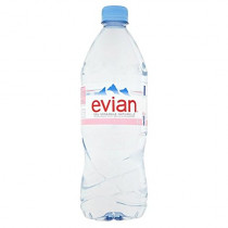 FMCG Import - Evian water 1000ml PET 3068320080000
