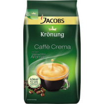 Fmcg import - Jacobs Kronung cafe crema beans 7622300359942