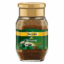 Fmcg import - Jacobs Kronung Instant Gold 7622300001568