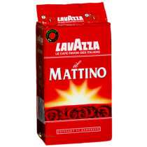 FMCG Import - Lavazza Mattino 250 gram pack ground 8000070032835
