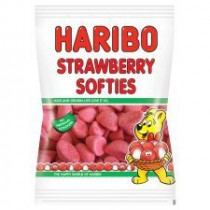 Haribo Strawberry Softies (Halal)