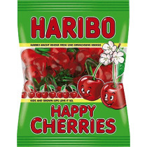 Haribo Cherries (Halal)