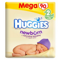 Huggies Newborn Mega
