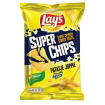 Lays Patatje Joppie Ribbels
