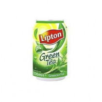 Lipton Ice Tea Green Tea 330ml