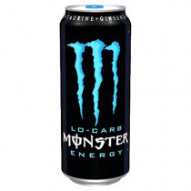 Monster Energy - Low Carb Energy Drink 500 ml