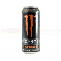 Monster Energy - Energy Khaos Drink 500ml