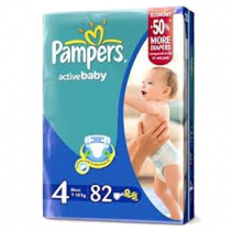 Pampers Giga Baby Diapers