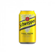 Schweppes Tonic Water 330 ml