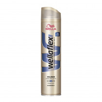 Wellaflex Hairspray Pale Blue